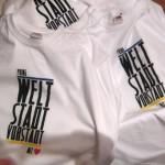 T-Shirt- Weltstadtvorstadt mit Herz